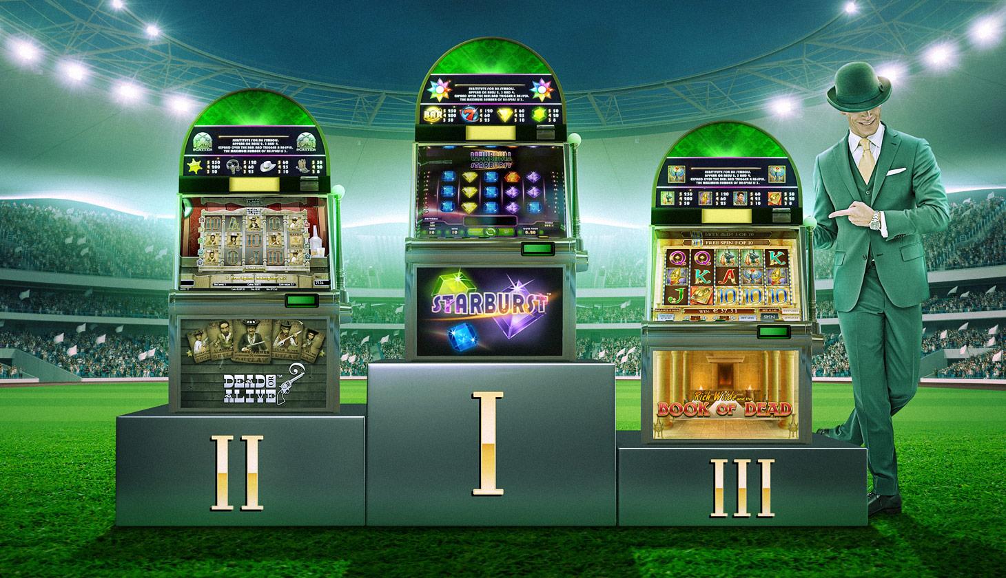Casino Mr. Green